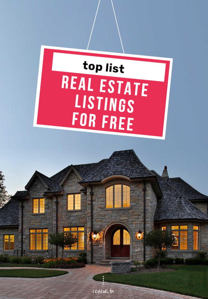 Meilleurs Sites d'annonces immobilières Gratuites les plus efficaces pour Acheter, louer et vendre