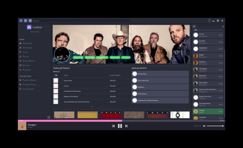 Nuclear - Télécharger et écouter la Musique en ligne gratuitement et en illimité
